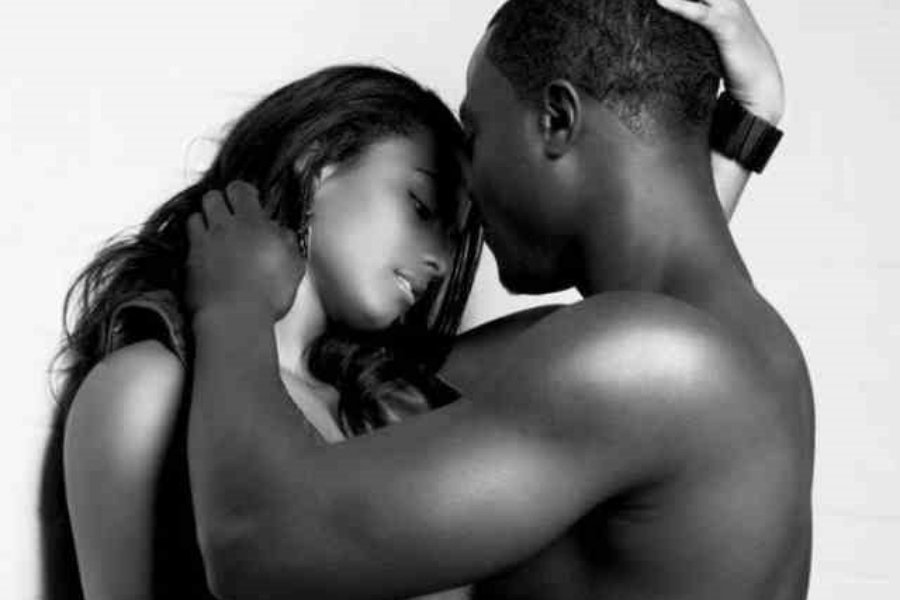 black-couple