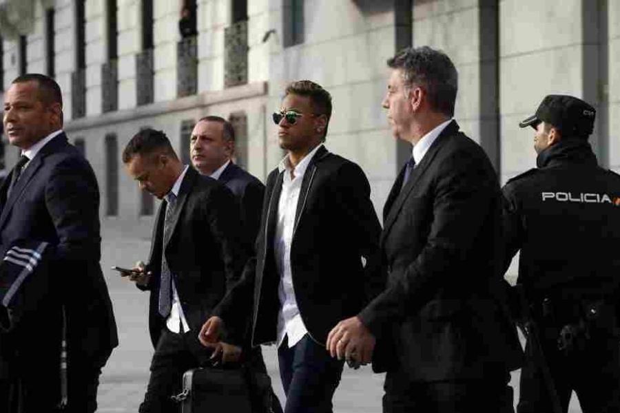 neymar-trial